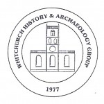 Whitchurch History and Archaeology Group's logo.